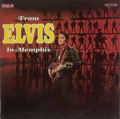 Elvis Presley - From Elvis In Memphis Audio CD