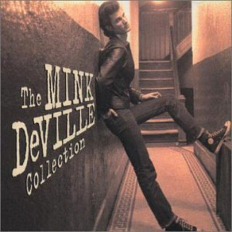 ack Nitzsche - Cadillac Walk: The Mink DeVille Collection Audio CD