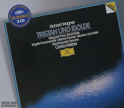 Margaret Price - Wagner: Tristan und Isolde Audio CD