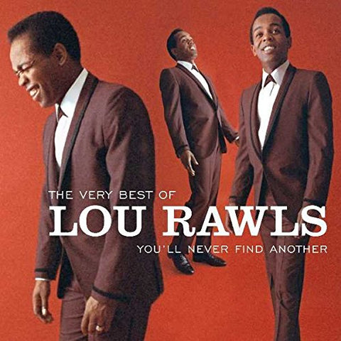 Lou Rawls - The Very Best Of Lou Rawls Audio CD