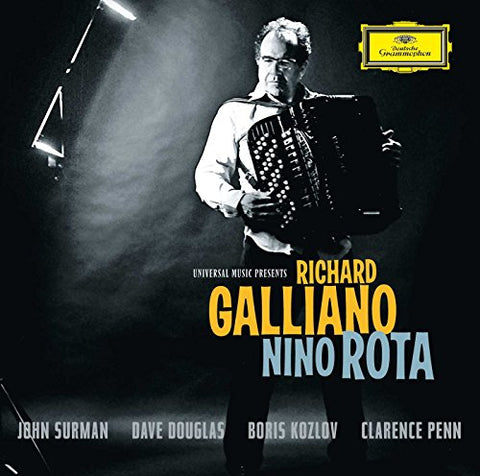 Richard Galliano - Nino Rota Audio CD