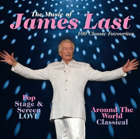 James Last - The Music of James Last: 100 Classic Favourites Audio CD