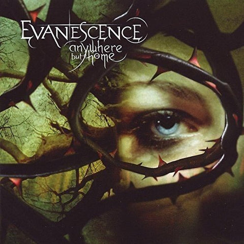 Evanescence - Anywhere But Home Audio CD