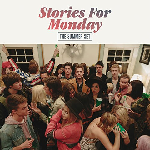The Summer Set - Stories For Monday Audio CD