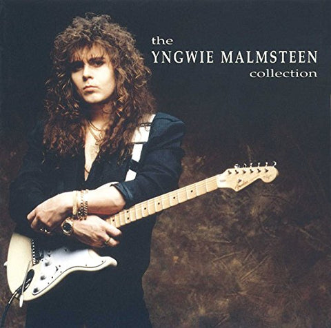 Yngwie Malmsteen - The Yngwie Malmsteen Collection Audio CD