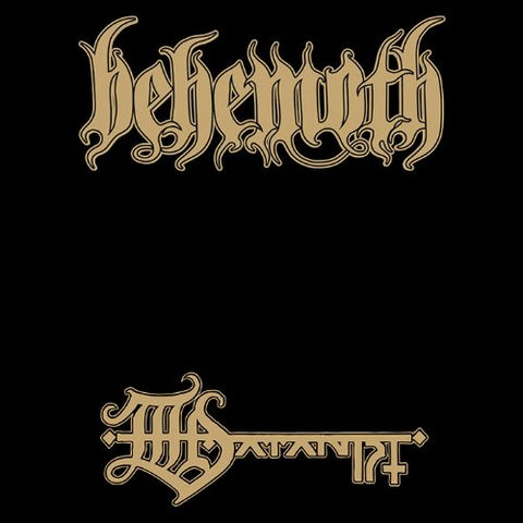 Behemoth - The Satanist Audio CD