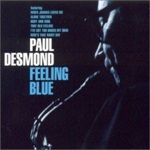Paul Desmond - Feeling Blue Audio CD