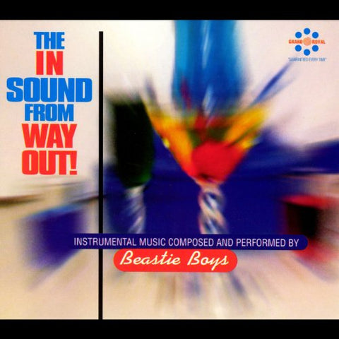 Beastie Boys - The In Sound From Way Out! Audio CD