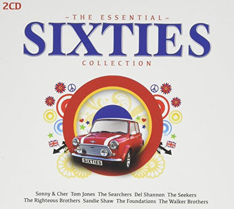 [The Essential Collection] Sixties Audio CD