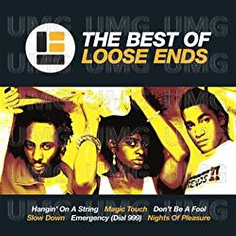 Loose Ends - The Best Of Loose Ends Audio CD