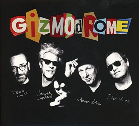 Gizmodrome - Gizmodrome Audio CD