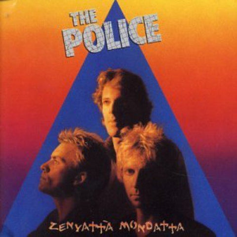 The Police - Zenyatta Mondatta Audio CD
