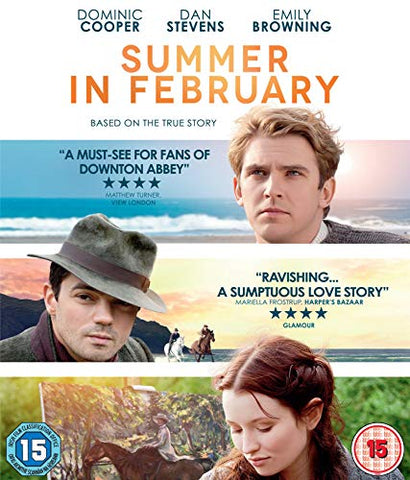 SUMMER IN FEBRUARY DVD