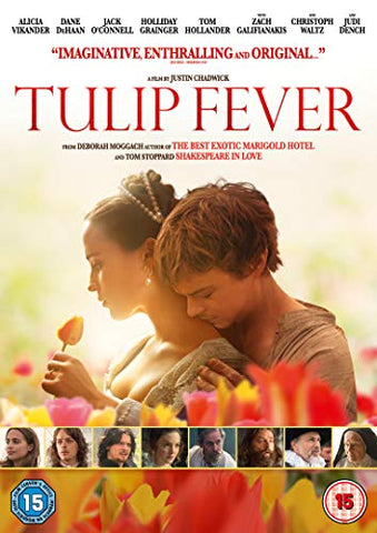 TULIP FEVER DVD