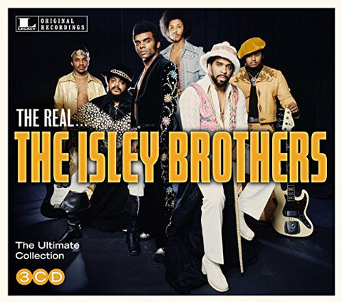The Isley Brothers - The Real... The Isley Brothers Audio CD