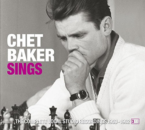Chet Baker - Sings Audio CD