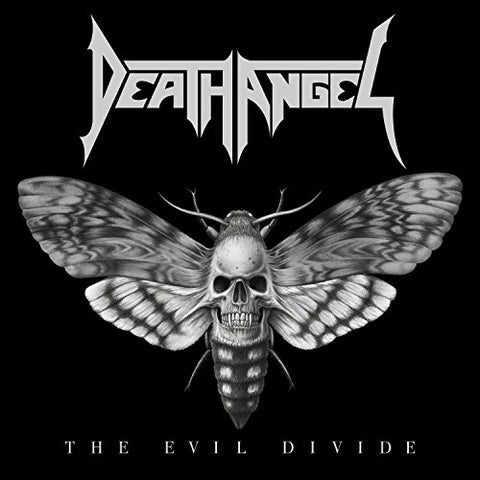 Death Angel - The Evil Divide Audio CD