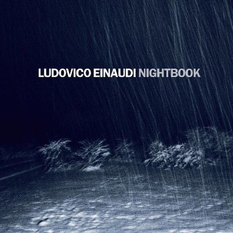Ludovico Einaudi - Nightbook Audio CD