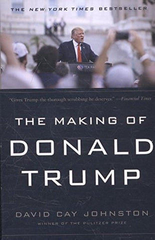 David Cay Johnston - The Making Of Donald Trump