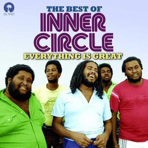 Everything Is Great - Inner Circle Audio CD