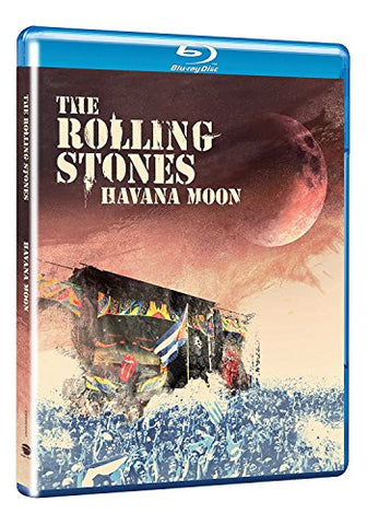 The Rolling Stones: Havana Moon [Blu-ray] [Region Free] Blu-ray