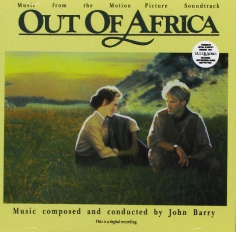 Soundtrack - Out Of Africa Audio CD