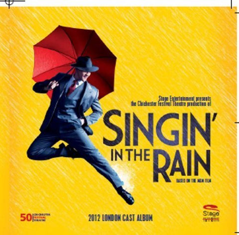 Adam Cooper - Singin' in the Rain: The 2012 London Cast Album Audio CD