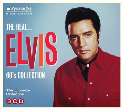 Elvis Presley - The Real...Elvis Presley (The 60S Collection) Audio CD