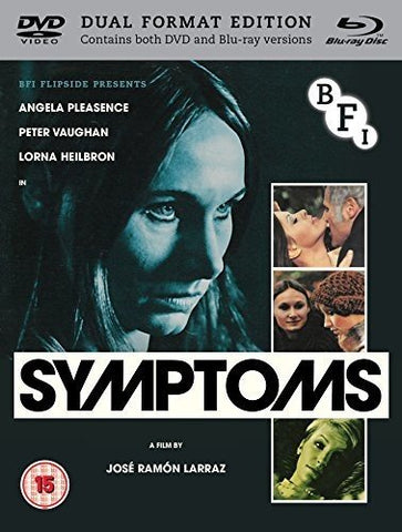 Symptoms (Flipside 032) (DVD + Blu-ray) Blu-ray