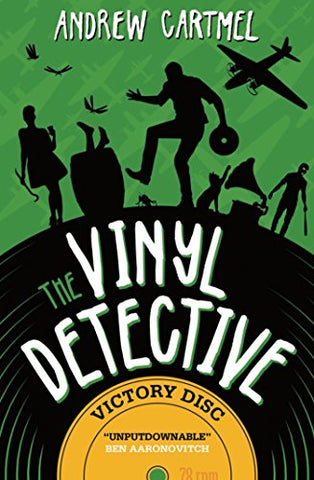 Andrew Cartmel - The Vinyl Detective - Victory Disc