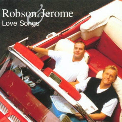 Robson and Jerome - The Love Songs Audio CD