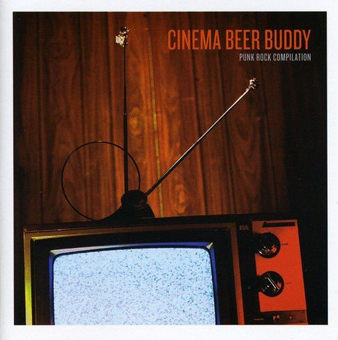 Cinema Beer Buddy - Cinema Beer Buddy Audio CD