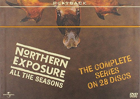 Northern Exposure - Season 1-6 Complete (2011 Repackage) [DVD] [1990]