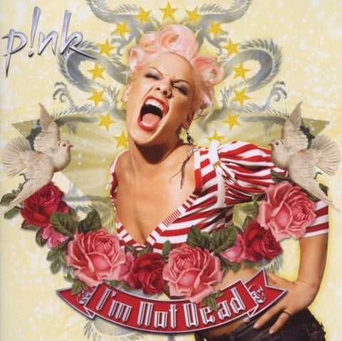 Pink - Im Not Dead Audio CD