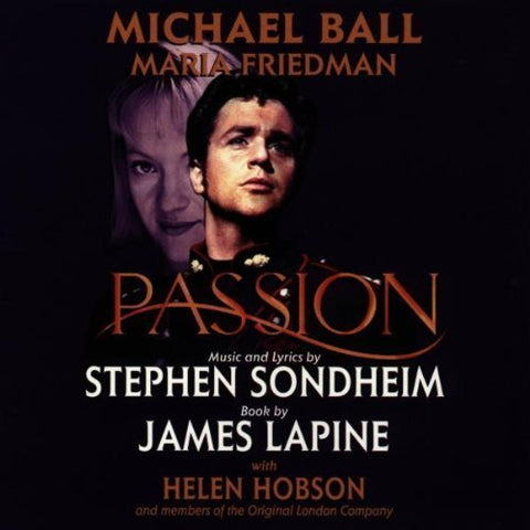 Ball/Friedman/Hobson - Passion Audio CD