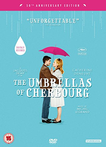 Umbrellas Of Cherbourg - 50th Anniversary Edition  DVD