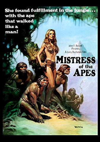 FEATURE FILM - MISTRESS OF THE APES DVD