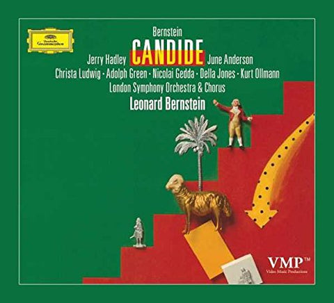 June Anderson - Bernstein: Candide Audio CD
