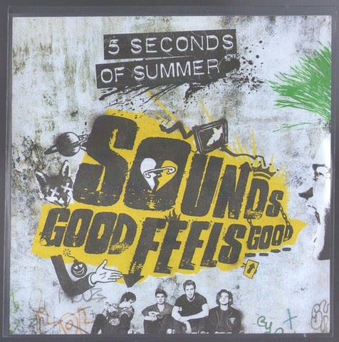 5 Seconds Of Summer -Sounds Good Feels Good Audio CD