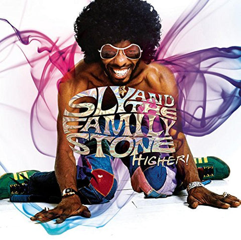 Sly and The Family Stone - Higher! Audio CD