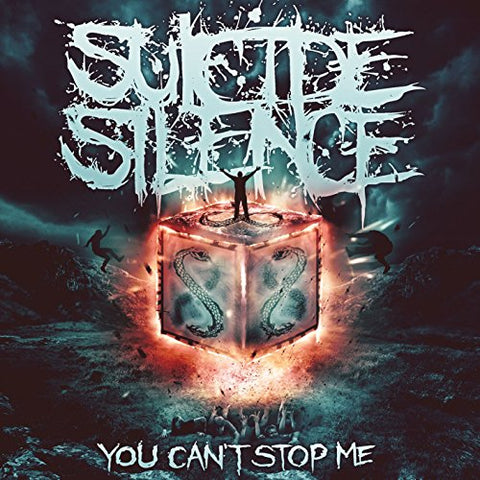 Suicide Silence - You Cant Stop Me Audio CD