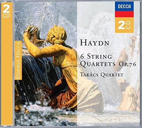 Takács Quartet - Haydn: Six String Quartets, Op.76 Audio CD