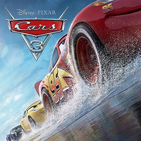 Cars 3 Audio CD