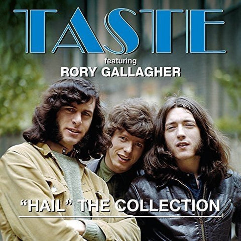 Taste - Hail: The Collection Audio CD