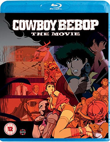 Cowboy Bebop The Movie - Blu-ray Sent Sameday*
