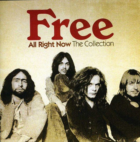 Free - All Right Now: The Collection Audio CD
