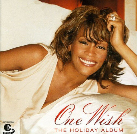 Whitney Houston - One Wish - The Holiday Album Audio CD