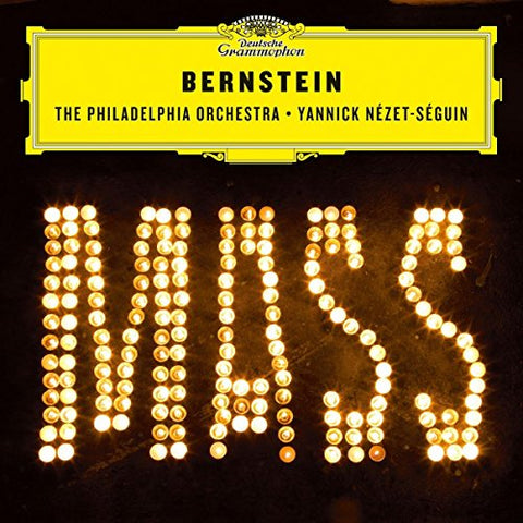 The Philadelphia Orchestra - Bernstein: Mass Audio CD