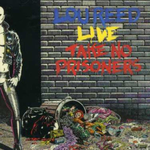 Lou Reed - Take No Prisoners - Live Audio CD