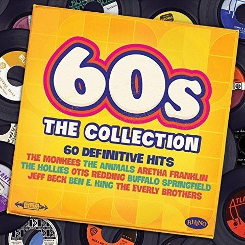 60s - The Collection - 60s: The Collection Audio CD